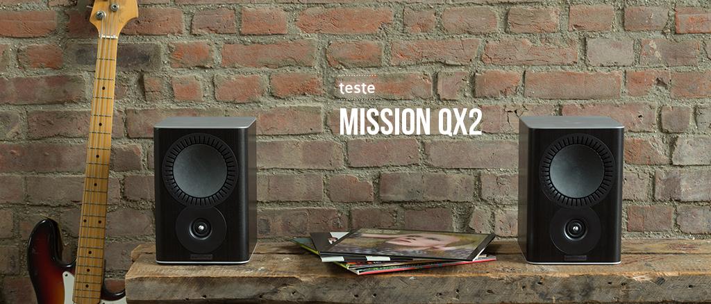 Mission QX2 Teste Revista Audio