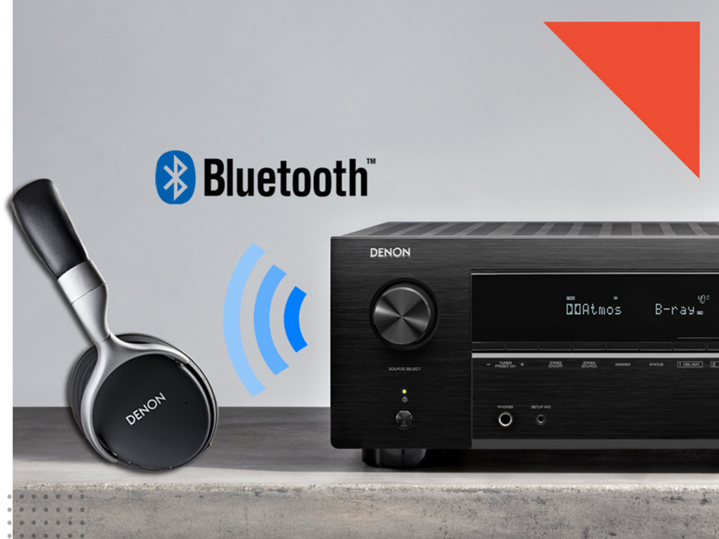 Bluetooth Bidirecional Denon