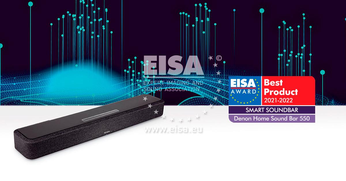 Denon 550 EISA