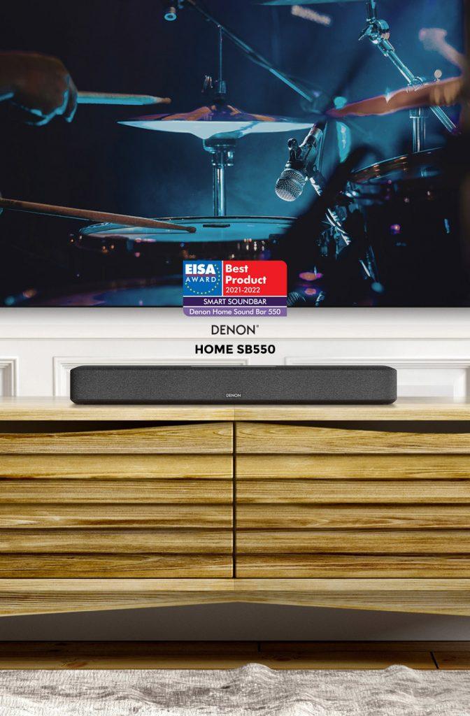 Denon Home Soundbar 550 EISA